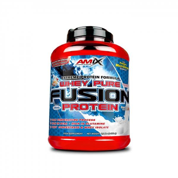 WHEY PURE FUSION 2300 g