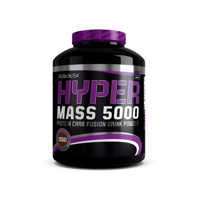 HYPER MASS 5000 2270 gr Chocolate