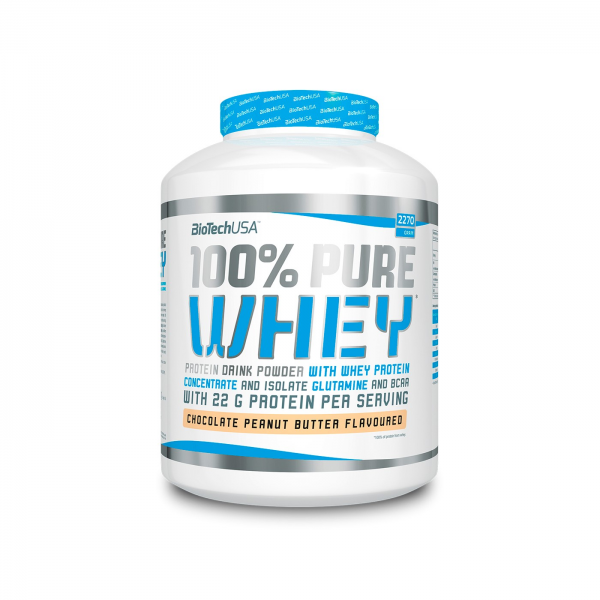 100% PURE WHEY 2270 g