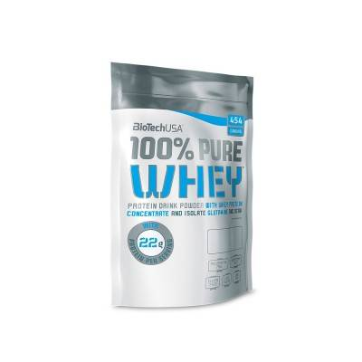 100% PURE WHEY 454g Strawberry