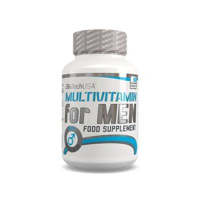 MULTIVITAMIN FOR MEN  60 tablets