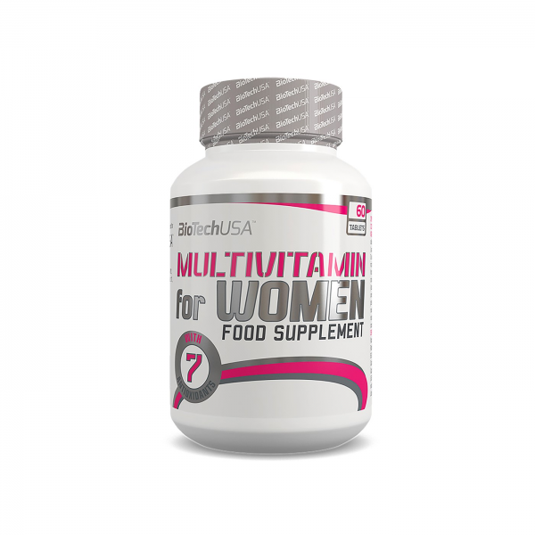 MULTIVITAMIN FOR WOMEN 60 comprimidos