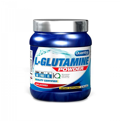 L-GLUTAMINE POWDER 400 g