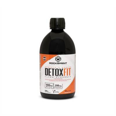 DETOX FIT 500 ml Limón