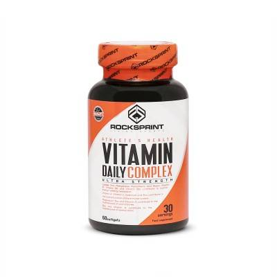 VITAMIN DAILY COMPLEX 60 softgels