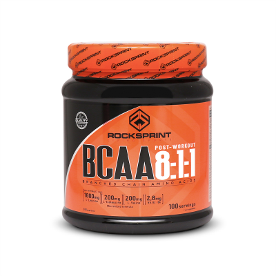 BCAA 8:1:1 200 Capsules [100 servings]