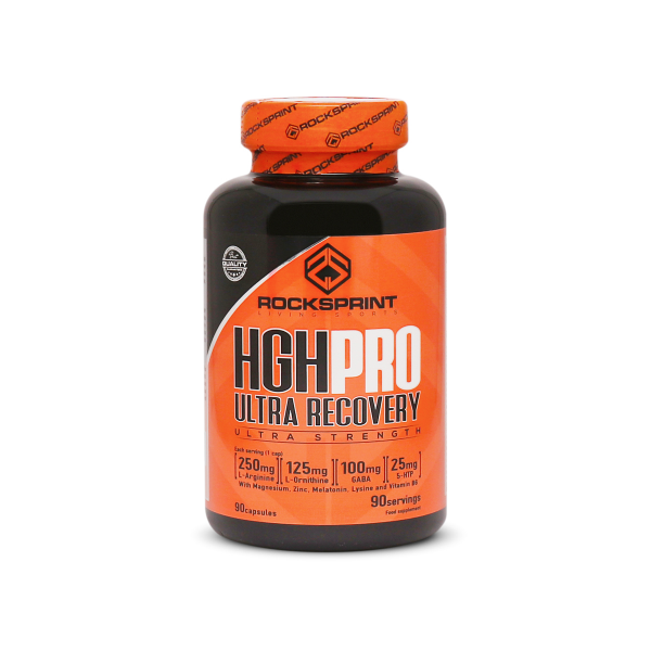 HGH PRO ULTRA RECOVERY 90 capsules