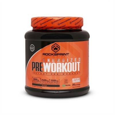 PRE WORKOUT ENERGIZED 600 g