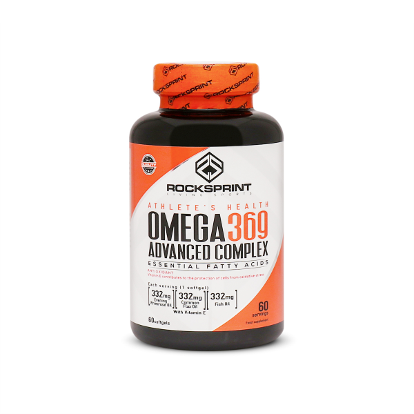 OMEGA 369 ADVANCED COMPLEX 60 capsulas