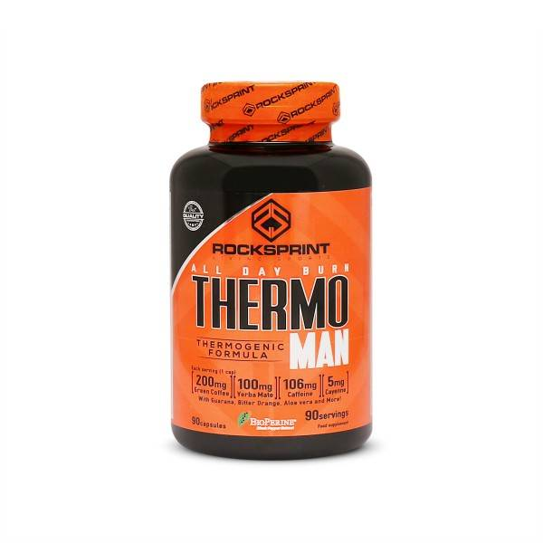 THERMO MAN ALL DAY BURN 90 capsules