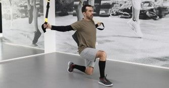 Exercises with TRX for Functional Training, Part I