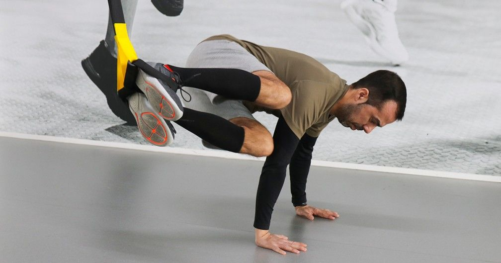 Exercises with TRX for Functional Training, Part II