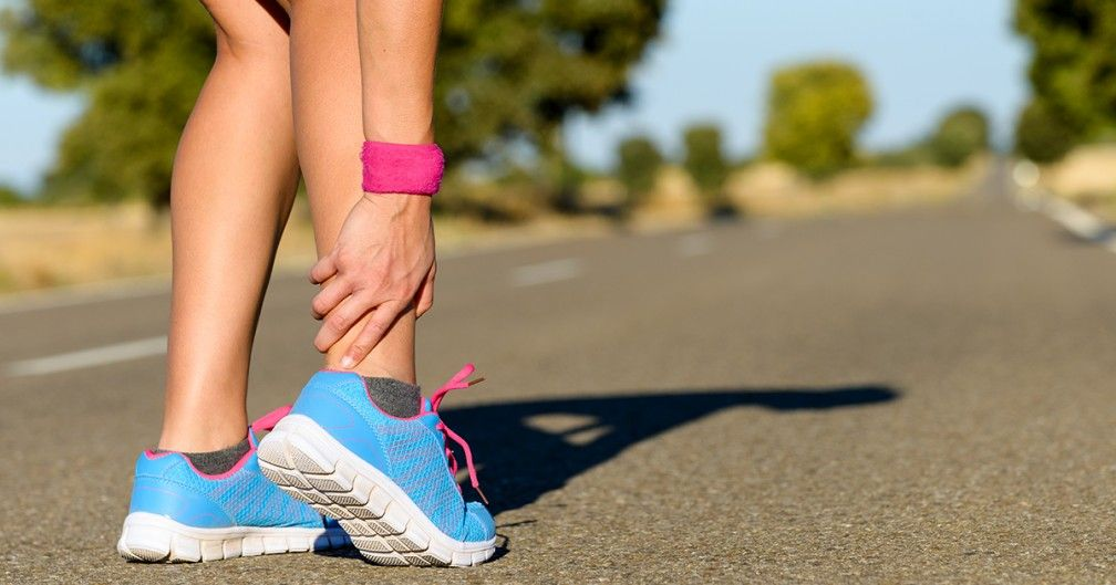 The 9 most frequent injuries in the athlete