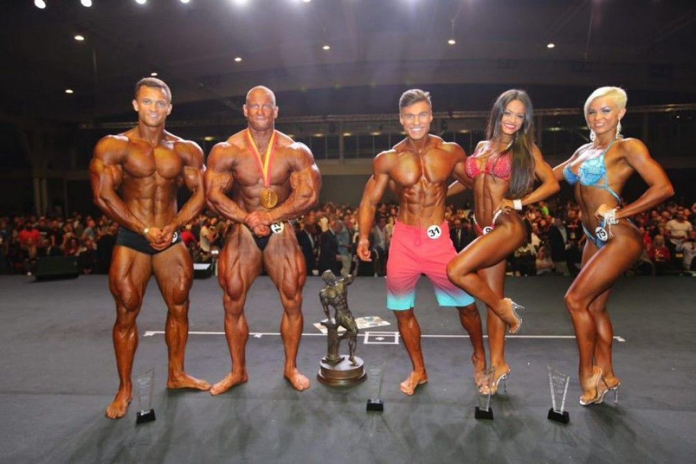 IFBB ELITE PRO: these are the winners of the competition at THE ARNOLD CLASSIC EUROPE in Barcelona