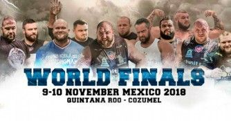 Strongman: who will be the new world champion?