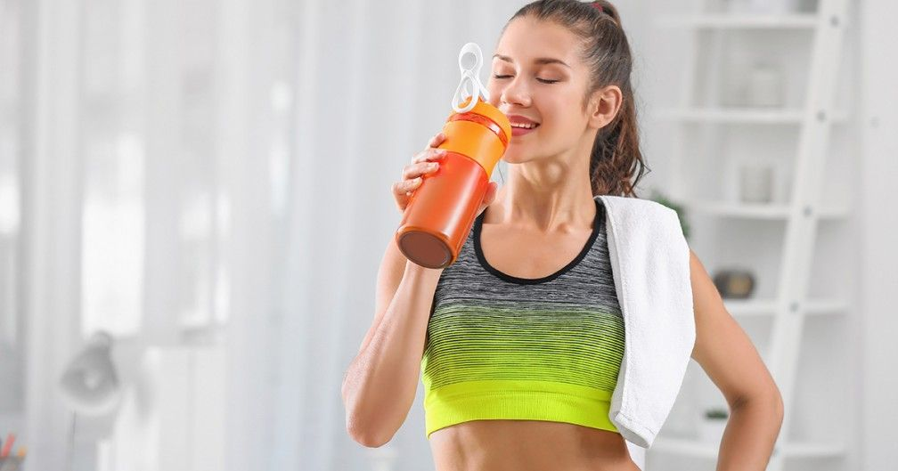 Whey protein for women