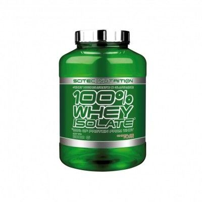 100% WHEY ISOLATE 2000 g