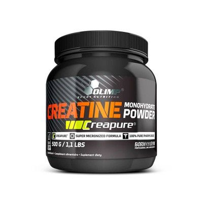 CREATINE MONOHYDRATE POWDER (CREAPURE®) 500 g