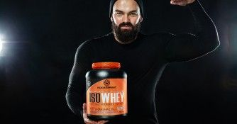 Iso Whey - your protein of choice!