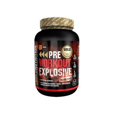 PRE-WORKOUT EXPLOSIVE 1000 g