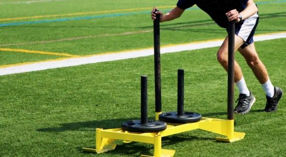 The Importance of Strength Training in football players