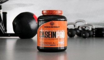 Casein Pro, feed your muscles while you sleep!
