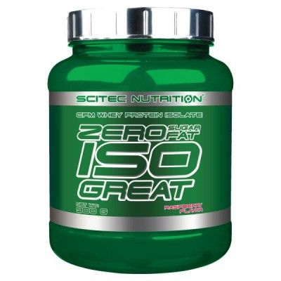 ZERO SUGAR/ZERO FAT ISOGREAT 900 g