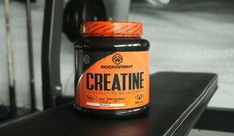 Creatine, so you never lack strength!