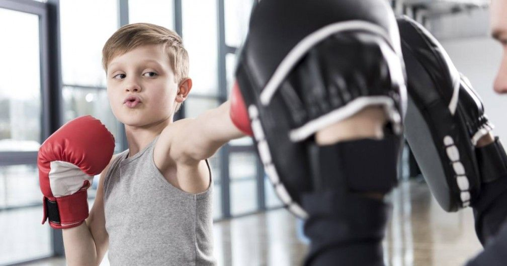 Strength training for children and teenagers