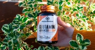 Glutamine Advance Recoup, nourish and define your muscles!