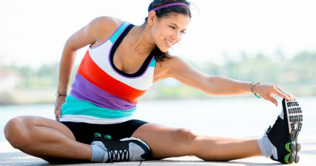 The importance of stretching in training