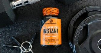 Instant Pre Workout, the ideal pre workout to achieve your goals!