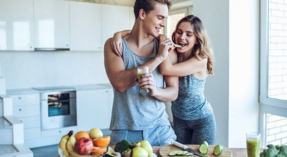 Getting healthy together, 7 tips for couples