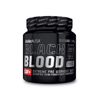 BLACK BLOOD CAF+ 300 g