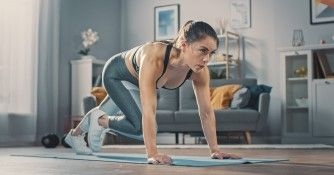 Tips for a home workout