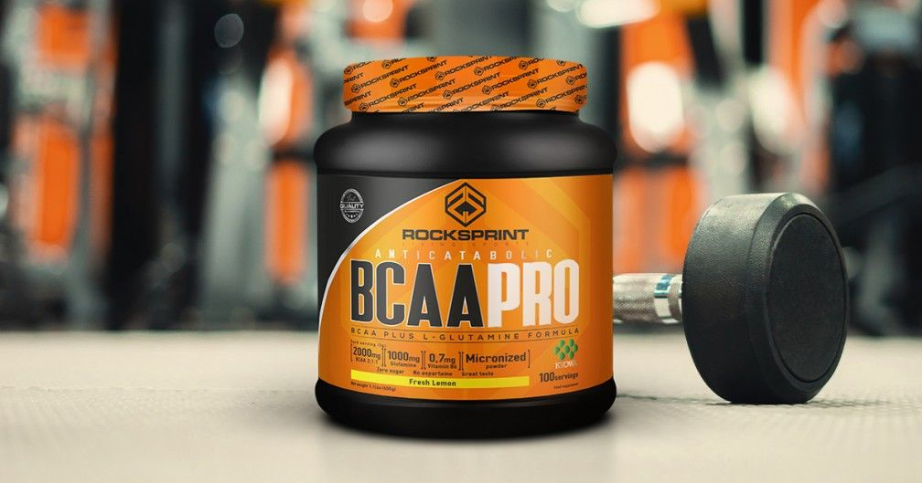 BCAA PRO, boost your results!