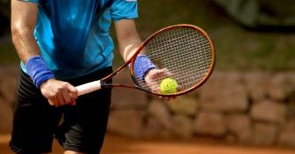 The importance of strength training for tennis athletes