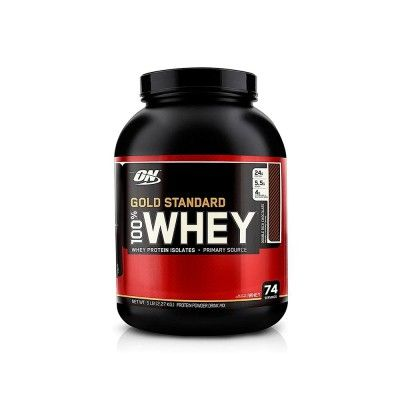 100% WHEY GOLD STANDARD 2268 g chocolate