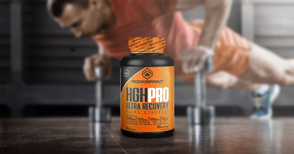 HGH PRO, your natural anabolic of choice!