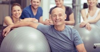 The benefits of Pilates in old age
