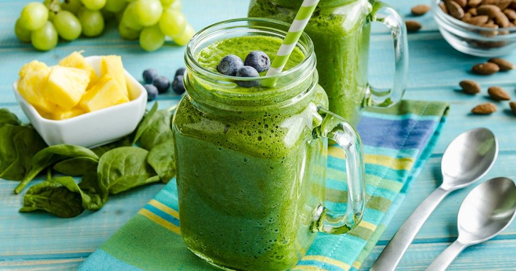 Juices, Smoothies and Refreshing Soups