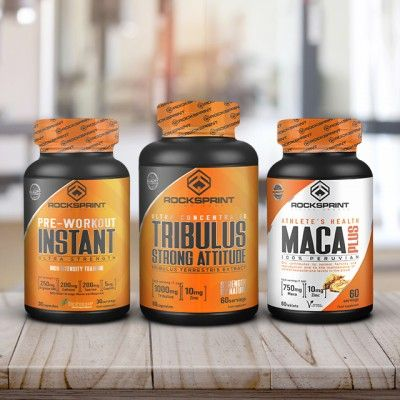 ENERGY AND VITALITY Pack