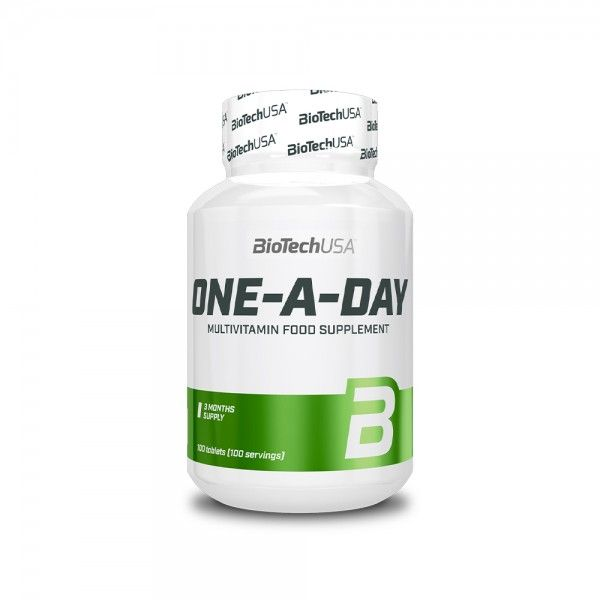 ONE-A-DAY 100 tablets