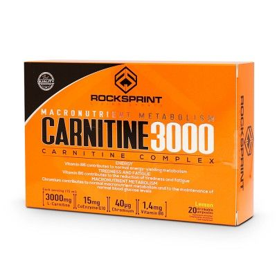 CARNITINE 3000 READY TO DRINK 20 x 15 ml