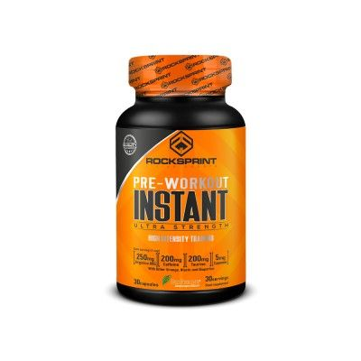 INSTANT PRE WORKOUT 30 capsulas