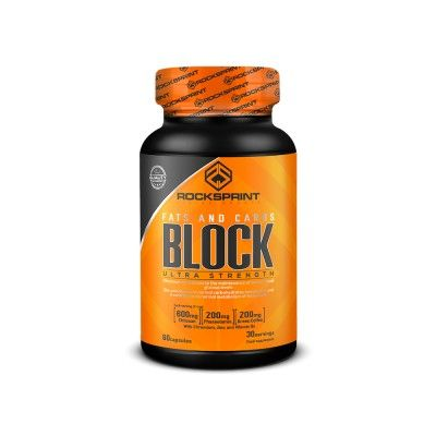 BLOCK FATS & CARBS 60 capsulas
