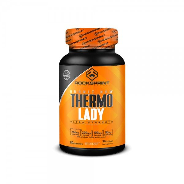 THERMO LADY BURN IT NOW 60 capsulas