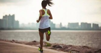 Did you know that running can be good for spine?