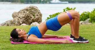 5 easy exercises to tone your butt and thighs
