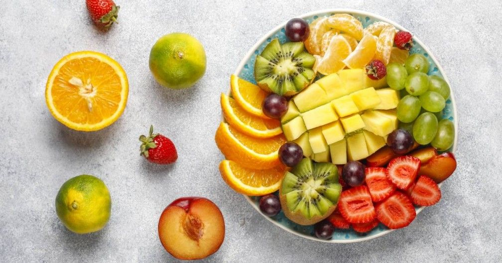 Food colors: importance and benefits